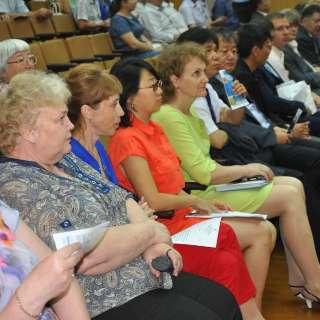Международная аграрная научно-практическая конференция проходит в Уссурийске