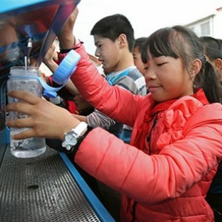 Китай намерен покупать в России воду из Байкала
