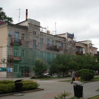 Ремонтная программа реализуется в Уссурийске