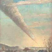 12 февраля В Приморском крае упал Сихотэ-Алинский метеорит