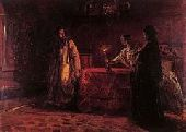 17 февраля Земский собор избрал царем Бориса Годунова и принес ему присягу на верность