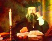 1 марта Нострадамус опубликовал свою книгу предсказаний