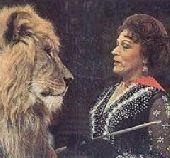13 марта родилась Ирина Бугримова - первая в мире женщина-дрессировщик львов