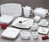 Квадратная тарелка избавит от врагов
