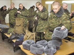 Общественная палата настаивает на социальных гарантиях для солдат-срочников