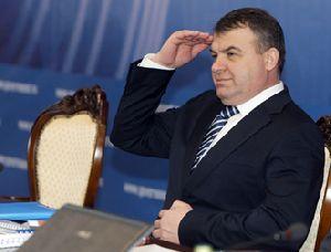 2011 год: оборонка против Сердюкова