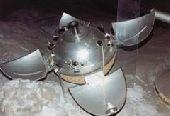 3 февраля Советская станция «Луна-9» впервые в мире осуществила мягкую посадку на Луну