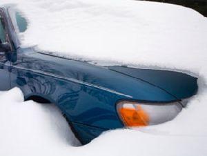 Как реанимировать замерзший автомобиль