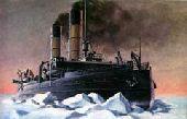 19 февраля Начался Ледовый поход Балтийского флота