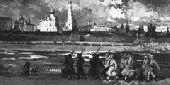 12 марта Москве был возвращен статус столицы России