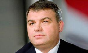 Истинные причины отставки Сердюкова