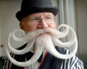 Зачем мужчине борода и усы?