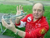 8 марта родился Алексей Мишин - известный советский фигурист и тренер по фигурному катанию