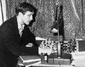 9 марта родился Роберт Фишер - 11-й чемпион мира по шахматам