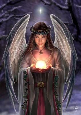 Мы и наши ангелы-хранители: кто они.