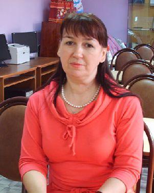Эльвира Воронина