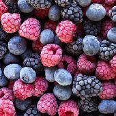 5 самых полезных замороженных овощей и фруктов