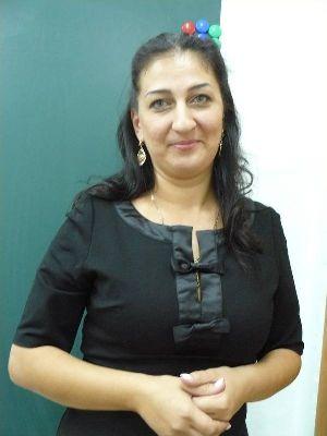 Александра Владимировна Глущенко