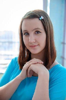 Герус Анна, 20 лет, студентка