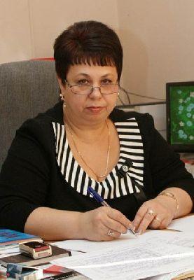 Галина Викторовна Хомулло