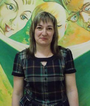Ирина Викторовна Кашапова