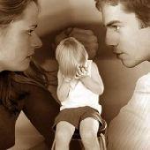 С детьми не разводятся