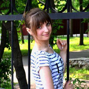 Марина Щелкунова, 21 год, студентка Школы педагогики ДВФУ