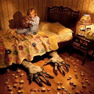 Как преодолеть детские страхи? Играя!