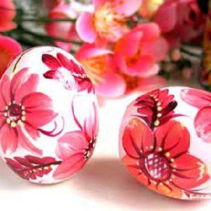 Чем можно покрасить яйца к Пасхе?