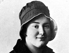 20 декабря Мария Скобцова - поэтесса, монахиня, святая