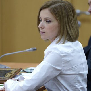 Поклонская рассказала, какая участь ждет желающих идти на Крым войной
