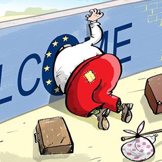 Украинцы жалуются на серьезные сложности с получением виз