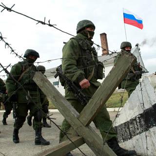 Тысячи «вежливых электриков» из ВДВ прибыли в Джанкой — бывший вице-премьер Крыма
