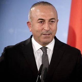 Глава МИД Турции «включил» Крым в состав Украины
