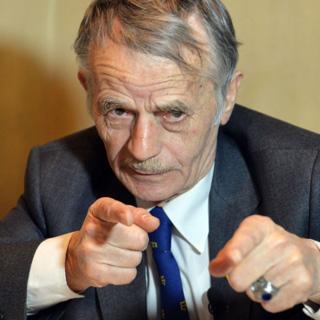 """Руководитель """"блокады"""" Крыма выдал тайну, кто взорвал ЛЭП в Херсонской области"""