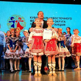 Образцовый ансамбль «Карнавал» удостоен специальной награды