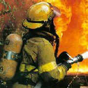 На пожаре в Уссурийске спасены четыре человека