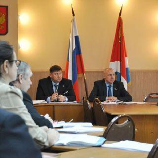 В преддверии новогодних и рождественских праздников вопросы безопасности обсудили на заседании антитеррористической комиссии УГО