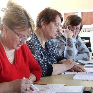 Обучающий семинар «Школа управдома» для лидеров органов ТОС УГО состоялся 12 марта в микрорайоне «5 – 6 км»