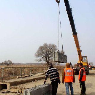 Движение легкового транспорта в селе Яконовка восстановлено