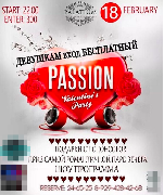 Passion Valentine's Party