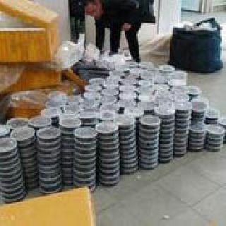 317 кг деликатеса обнаружили на посту Уссурийской таможни