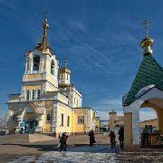 К 100-летию главного храма города