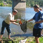 Очистка уссурийских рек обойдется в 21 миллион рублей