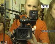 Юные тележурналисты из Уссурийска посетили с экскурсией ОТВ