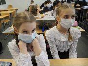 В Уссурийске целую школу закрыли на карантин из-за ОРВИ