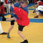 Открытое первенство Уссурийского округа по самбо собрало 111 спортсменов