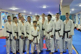 Членом молодежной сборной России для первенства Мира стал спортсмен из Уссурийска