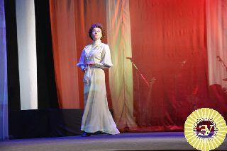 Магия театра. Веру Комиссаржевскую смогли увидеть зрители на открытии юбилейного театрального сезона