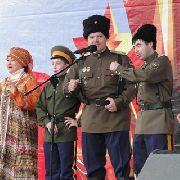 Несмотря на непогоду, праздник в Уссурийске состоялся (6 фотографий)